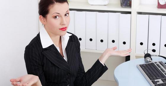 HR-менеджер говорит, что у них из-за кризиса нет вакансий.