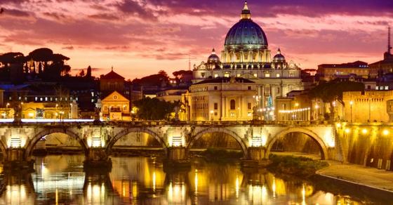 Красоты Рима. Но как найти работу в Италии и в Европе в целом?